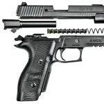 sig sauer, Sig Sauer P227 TacOps, p227 tacops, sig sauer pistol