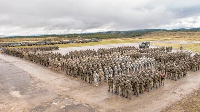 slovak shield, slovak shield 2016, army, us army, u.s. army, nato, slovak shield training