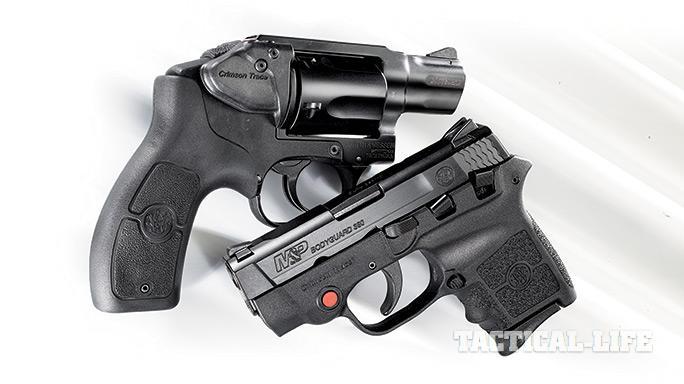 S&W M&P Bodyguard 38 & 380: Ready For Heavy Duty Use
