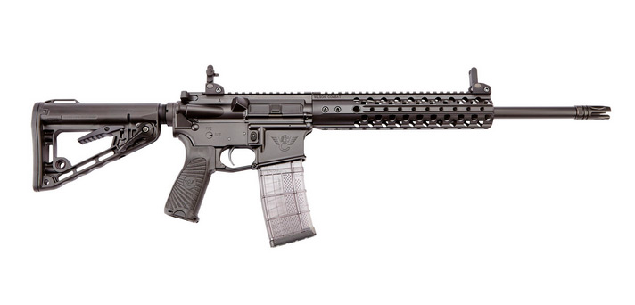 rifle, rifles, semi-auto rifle, semi-auto rifles, WILSON COMBAT RECON TACTICAL