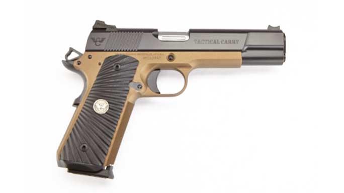 semi-auto pistol, semi-auto pistols, semi auto pistol, semi auto pistols, pistol, pistols, autoloading pistol, autoloder pistol, WILSON COMBAT TACTICAL CARRY