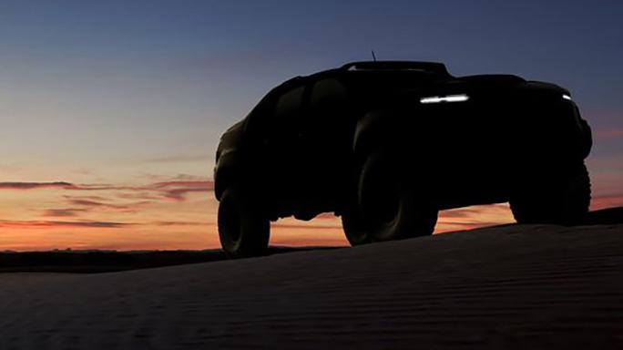 Colorado ZH2 Fuel Cell Vehicle General Motors Army