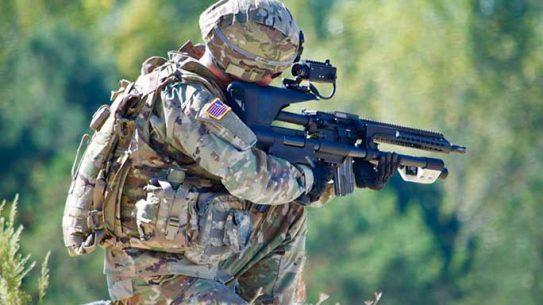 army AimLock Stabilized Weapon Platform
