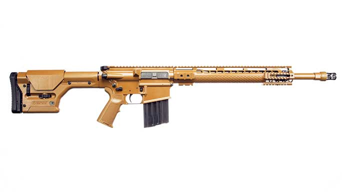 Armalite AR-10 PRC rifle, new guns
