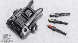 blitzkrieg components mbus pro spike front sight
