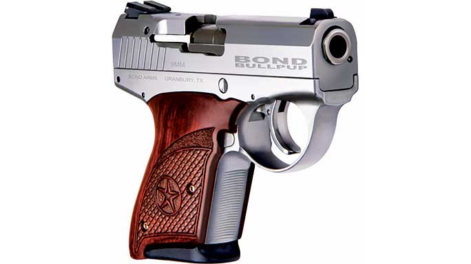 Bond Arms Bullpup gun, new guns