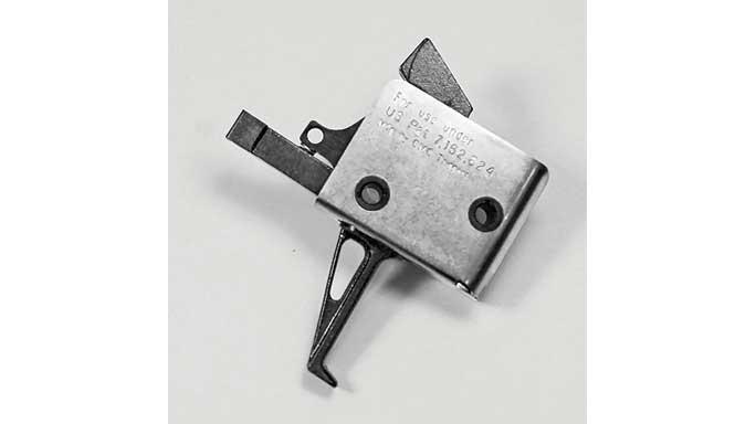 ar triggers, CMC Standard Trigger Pull - Flat