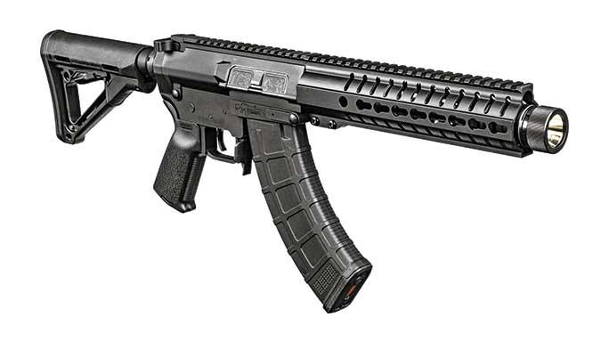 ar rifles CMMG Mk47 AKS8 SBR & Pistol