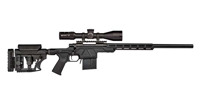 Howa Chassis Rifle, new guns