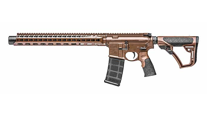 ar rifles Daniel Defense DDM4 ISR