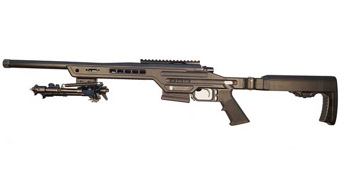 MPA BA CSR rifle