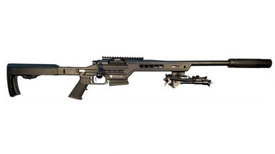 new MPA BA CSR rifle from masterpiece arms
