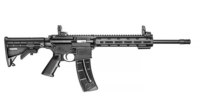 ar rifles Smith & Wesson M&P15-22 Sport