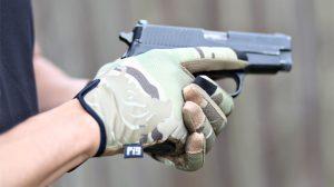 PIG FDT handgun glove