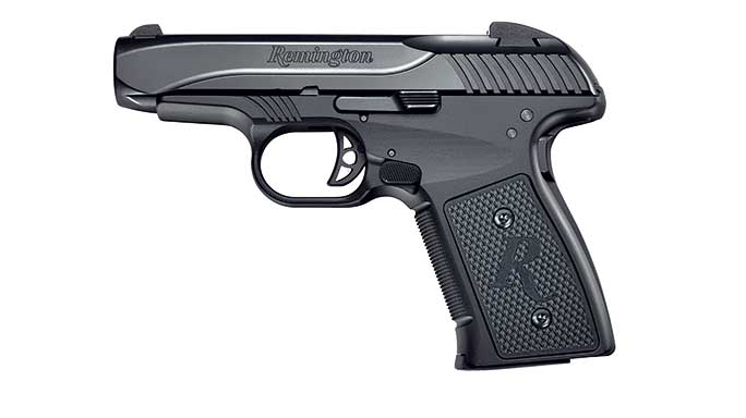 Remington R51 pistol, new guns