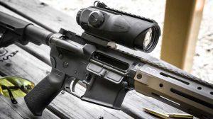 sightmark wolfhound optics