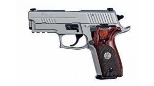 Sig Sauer P229 ASE handgun, new guns
