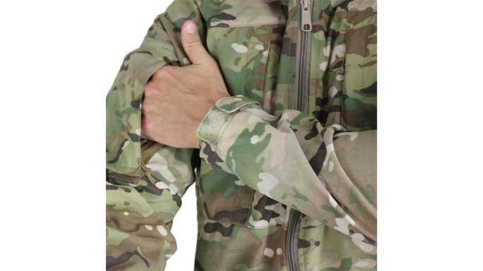 Huron Combat Cold Weather Uniform jacket pocket