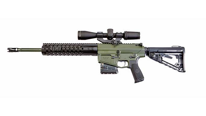 Wilson Combat .338 Federal Recon Tactical rifle, new guns