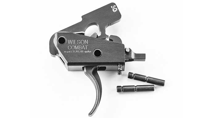 ar triggers, Wilson Combat TTU-3G