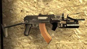 call of duty guns ak-74u