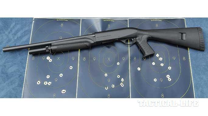 Benelli M2 Entry shotgun test