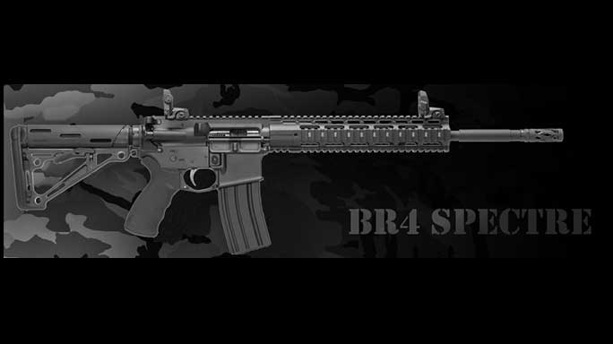 Battle Rifle Company BR4 Spectre rifle