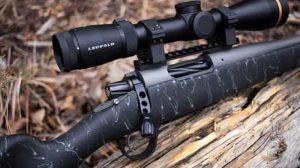 Christensen Arms Mesa rifles