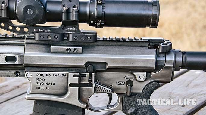 DRD Tactical M762 rifles