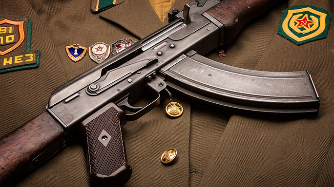 The Type 1 AK-47 is incredibly rare