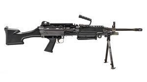 FN M249S Belt-Fed Rifle