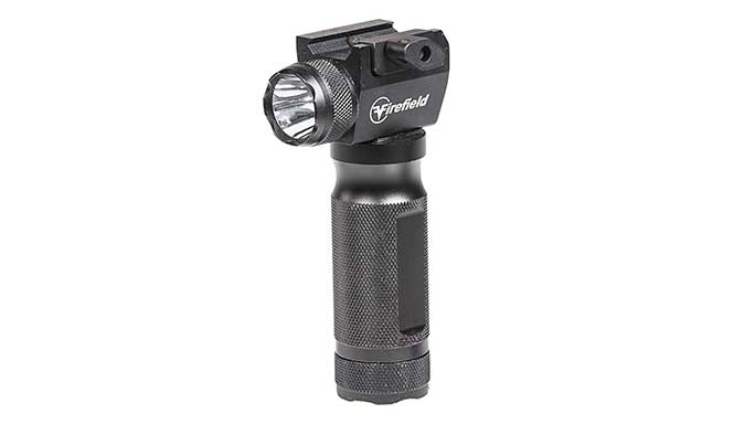 firefield flashlight foregrip green laser version