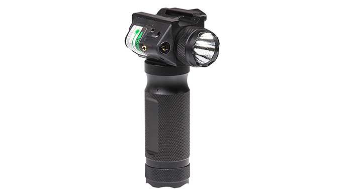 firefield flashlight foregrip green laser model