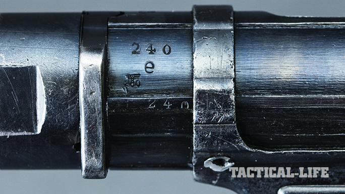 MP40 markings