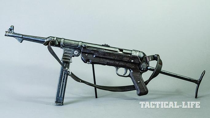 MP40 folding stock