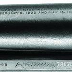 Remington Model 10 world war i gun