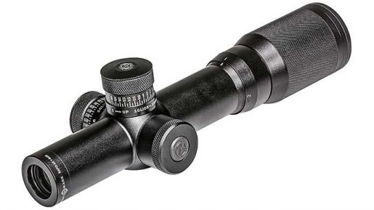 new sightmark rapid ar riflescope