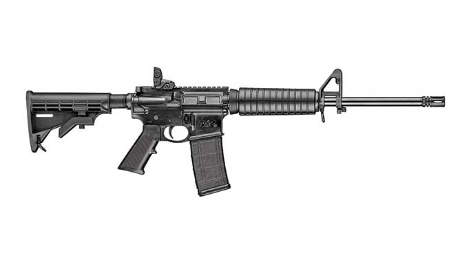 ar rifles Smith & Wesson M&P15 Sport II