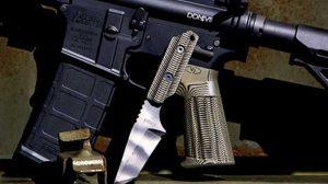 VZ ARG ar-15 gun grip