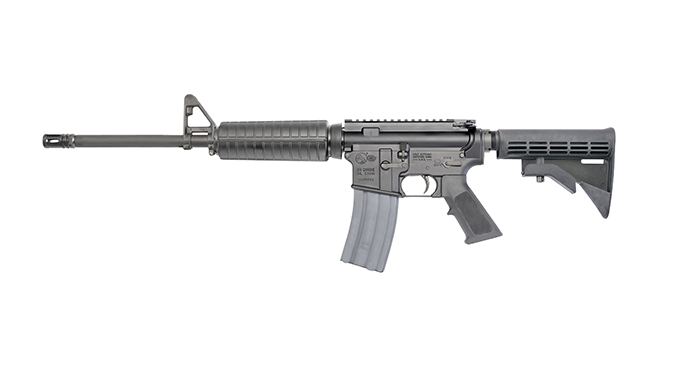 AR Rifles under $1,000 Colt Expanse M4