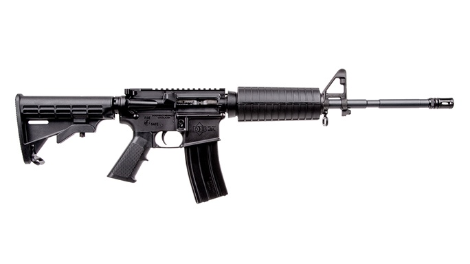 AR Rifles under $1,000 Diamondback DB15SB