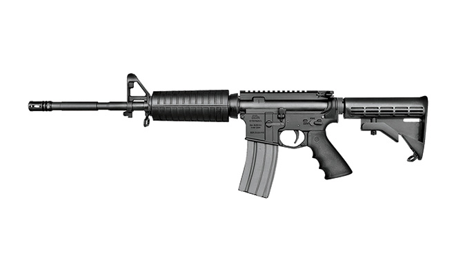 AR Rifles under $1,000 DS Arms ZM4