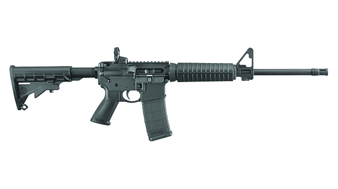 AR Rifles under $1,000 Ruger AR-556