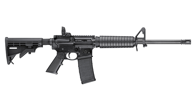 AR Rifles under $1,000 Smith & Wesson M&P15 Sport