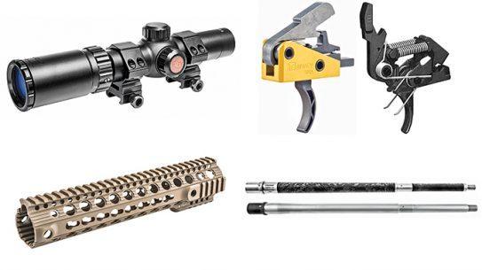 AR ACCESSORIES FOR YOUR RIFLE