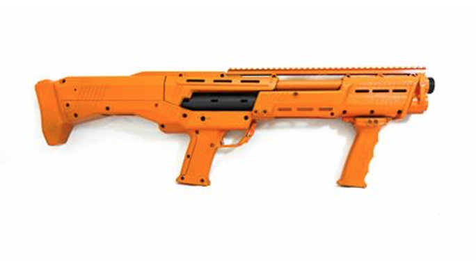 standard manufacturing's DP-12 LTL LE shotgun