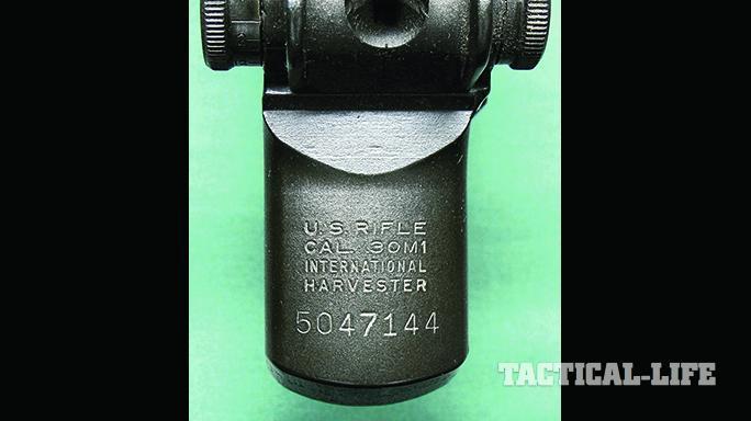 M1 garand receiver from iHC