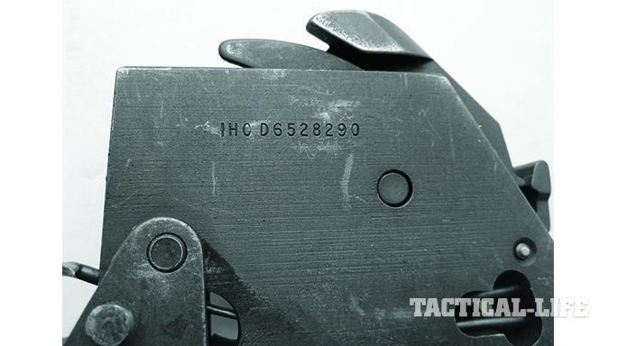M1 garand trigger housing