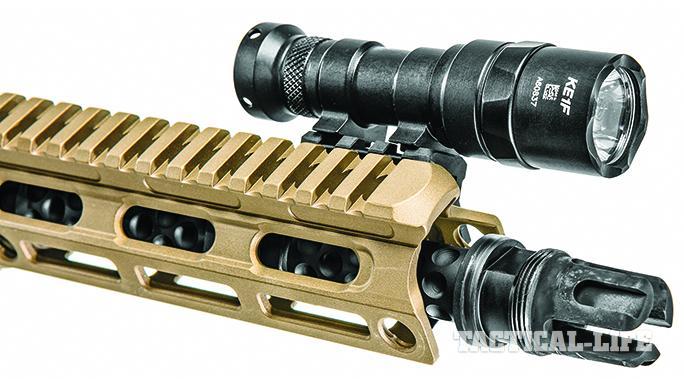 MC6 PDW M-LOK slots