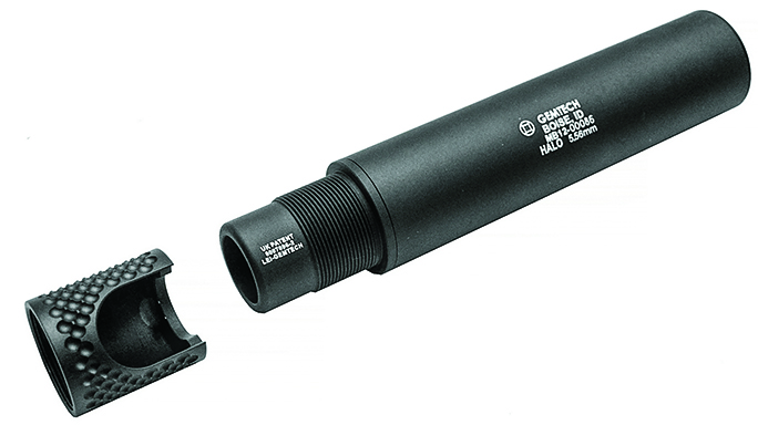 gemtech halo ar suppressors
